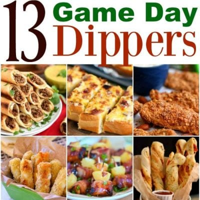 13 Game Day Dippers