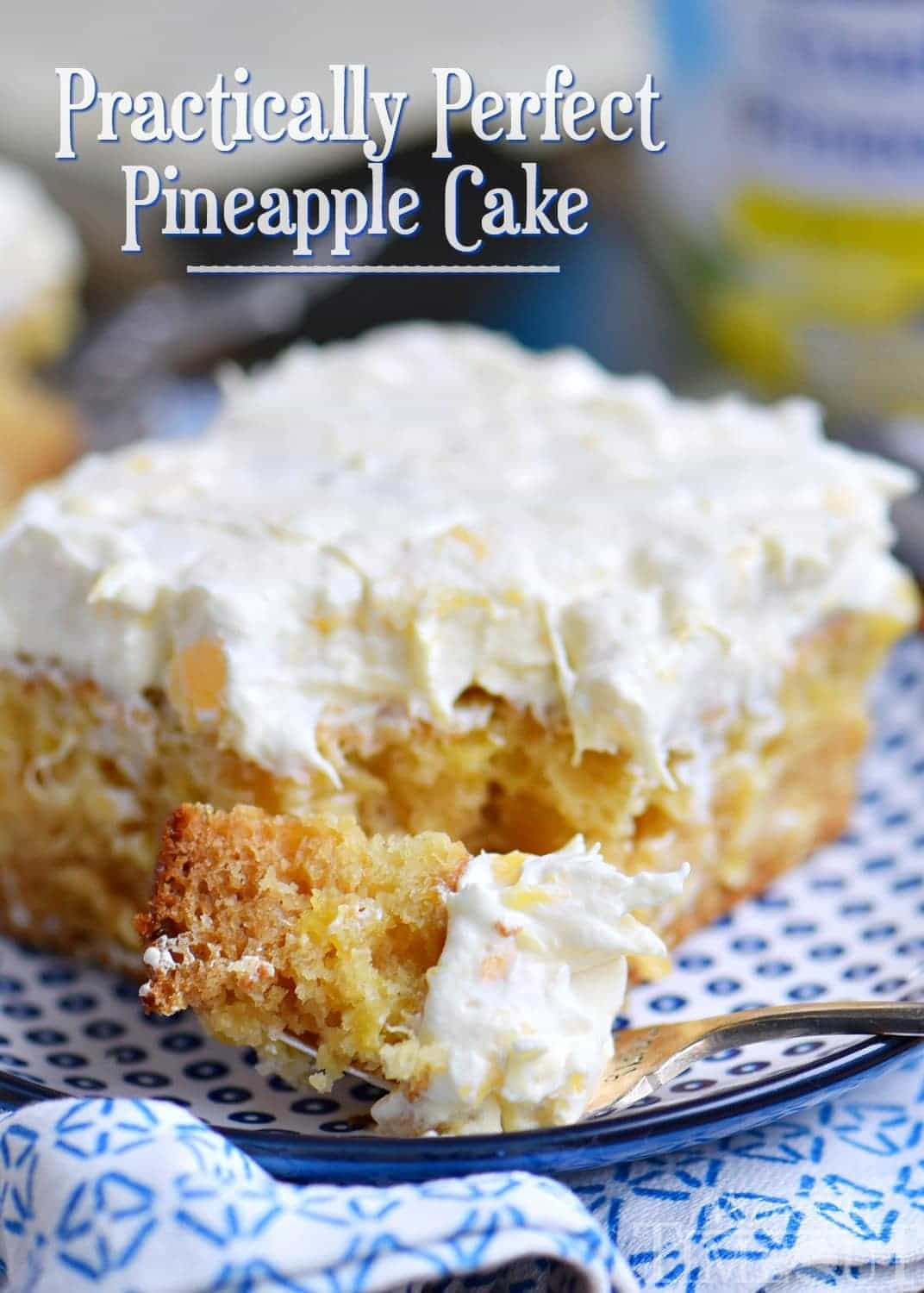 Practically Perfect Pineapple Cake Mom On Timeout