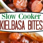 slow-cooker-kielbasa-bites-collage
