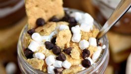 S'mores Pudding Parfaits