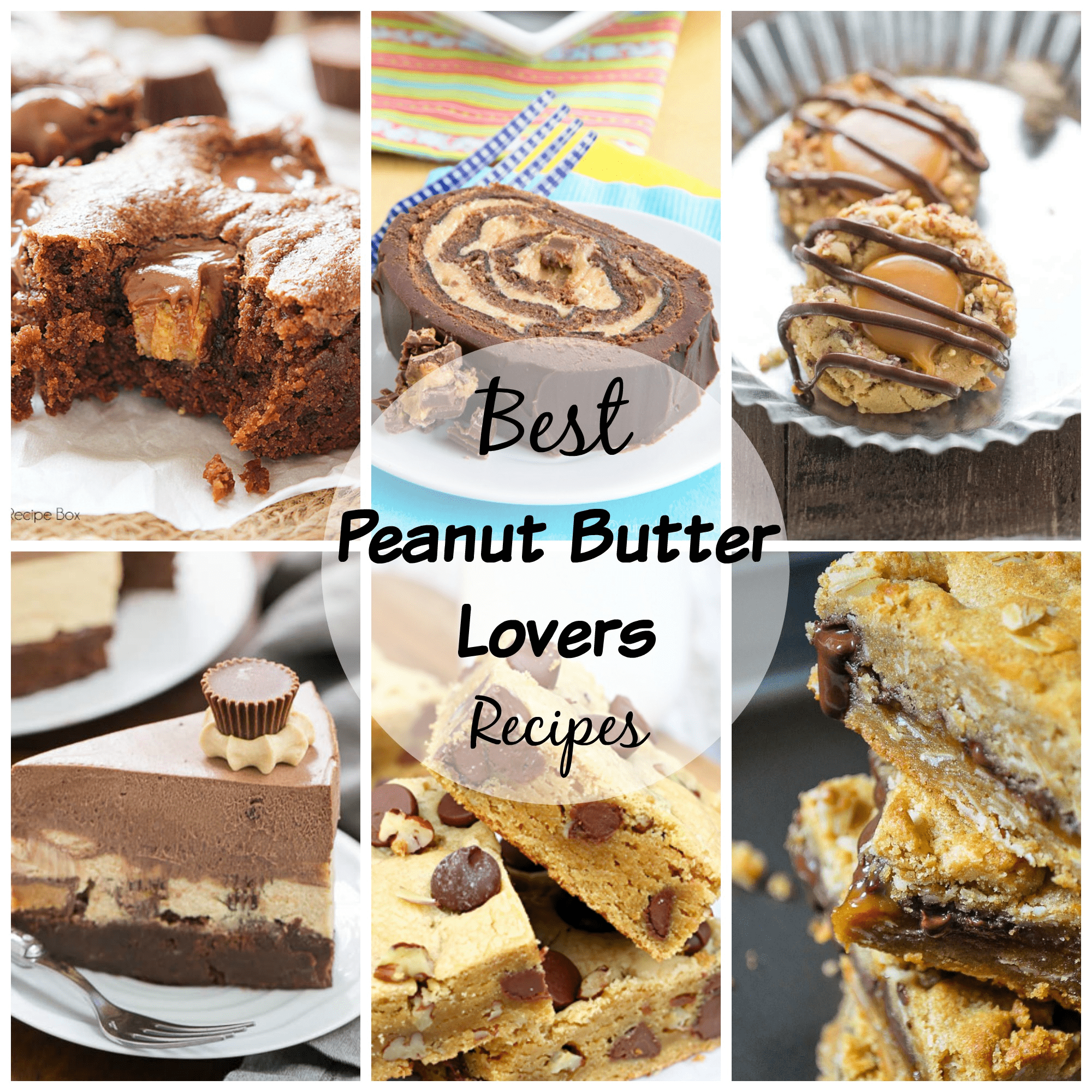 Get ready because today we're talking peanut butter! I'm bringing you the BEST Peanut Butter Lovers Recipes! Serve with an ice cold glass of milk for extreme satisfaction! // Mom On Timeout