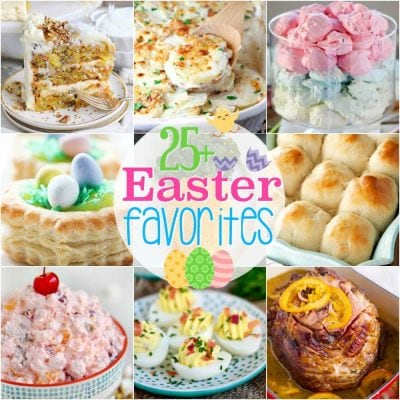25+ Easter Favorites