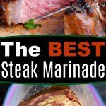 best-steak-marinade-collage