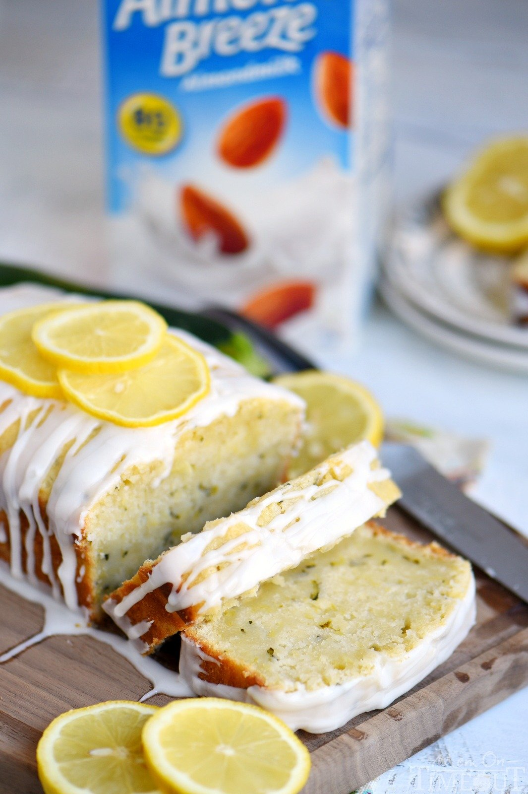 Lemon Loaf With Cake Mix