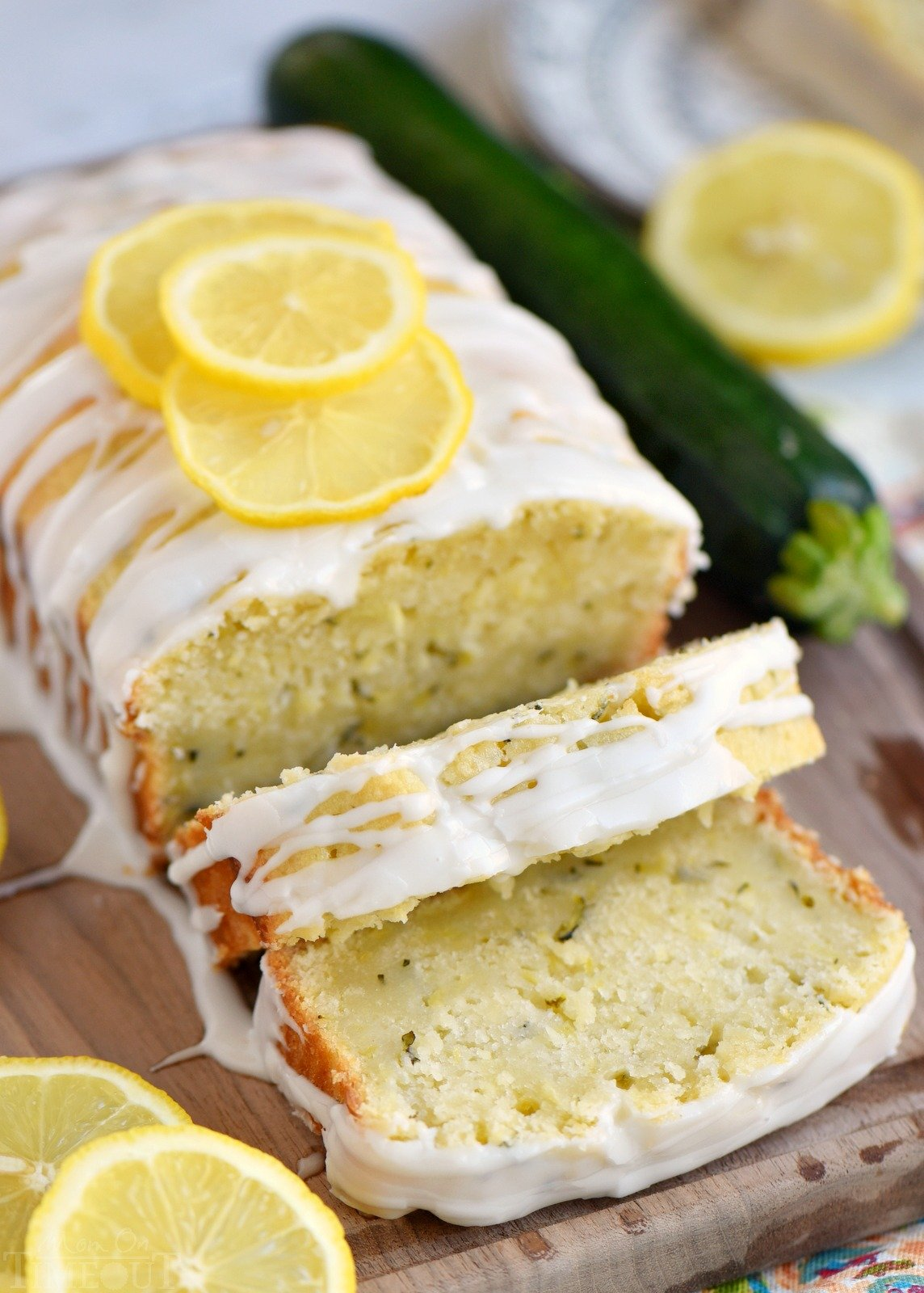 Recipe For Up Cake With Lemon Glaze