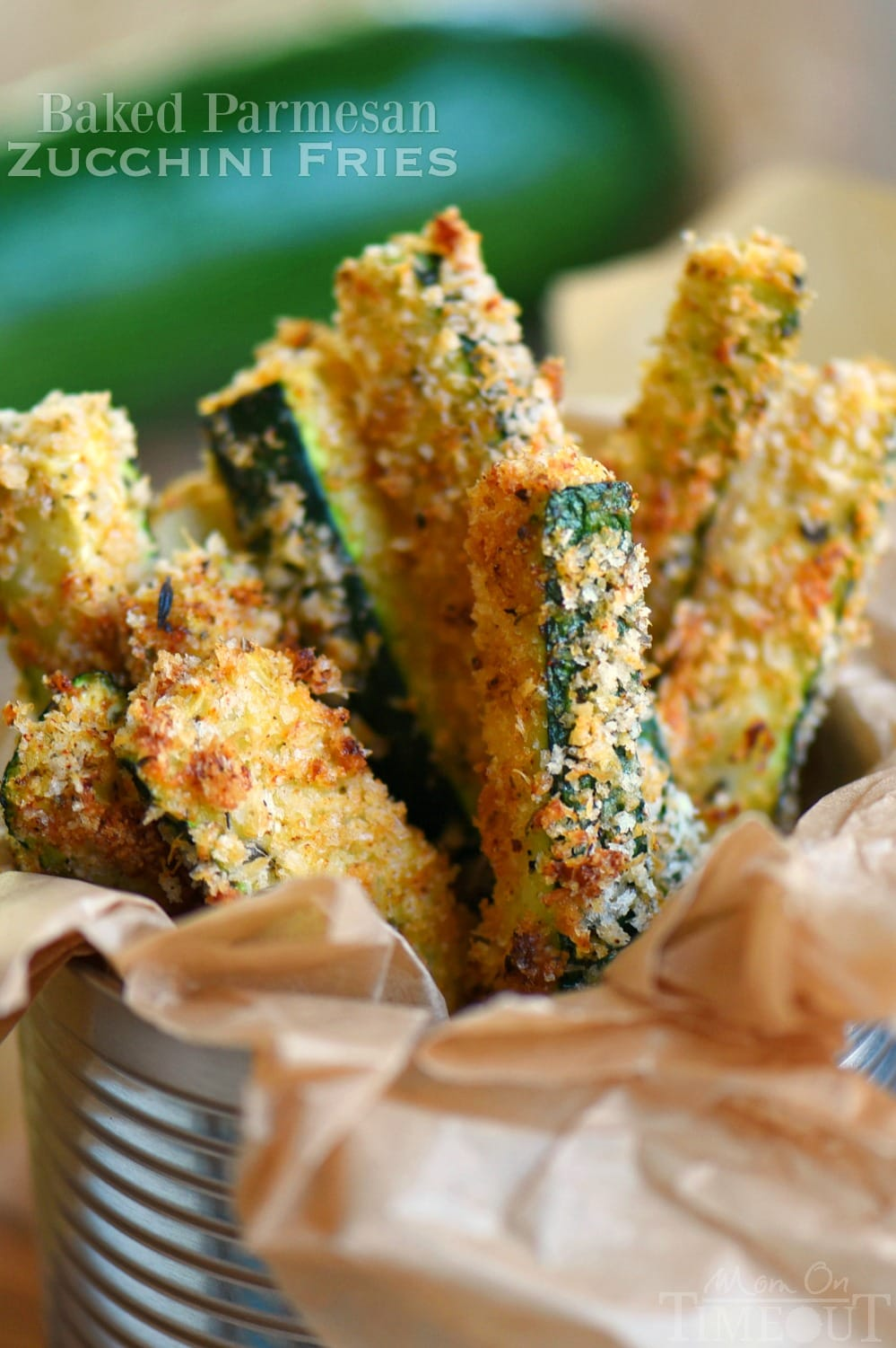 recipe: garlic parmesan zucchini fries [12]