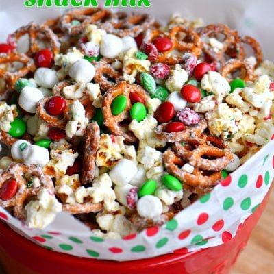 Snow Day Snack Mix