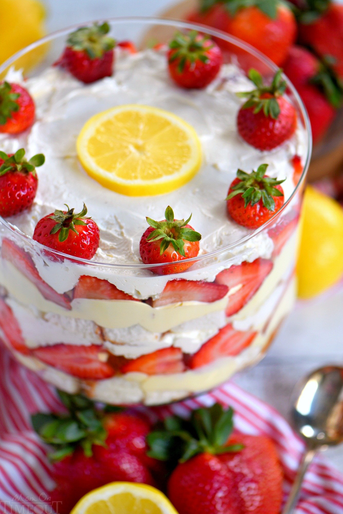 Whole Food Cake Strawberry