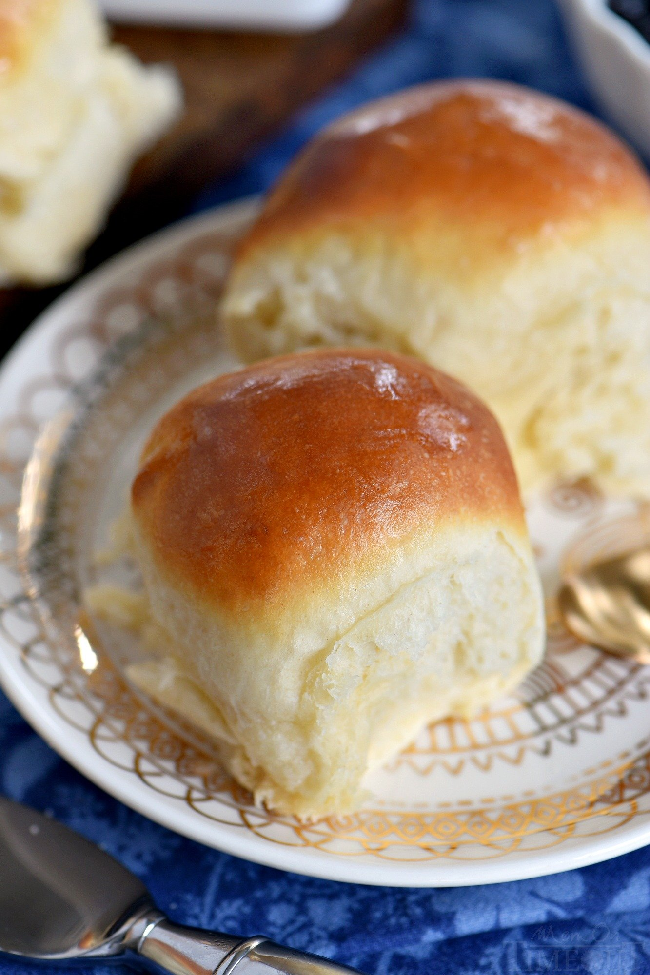 The Best Dinner Rolls Mom On Timeout