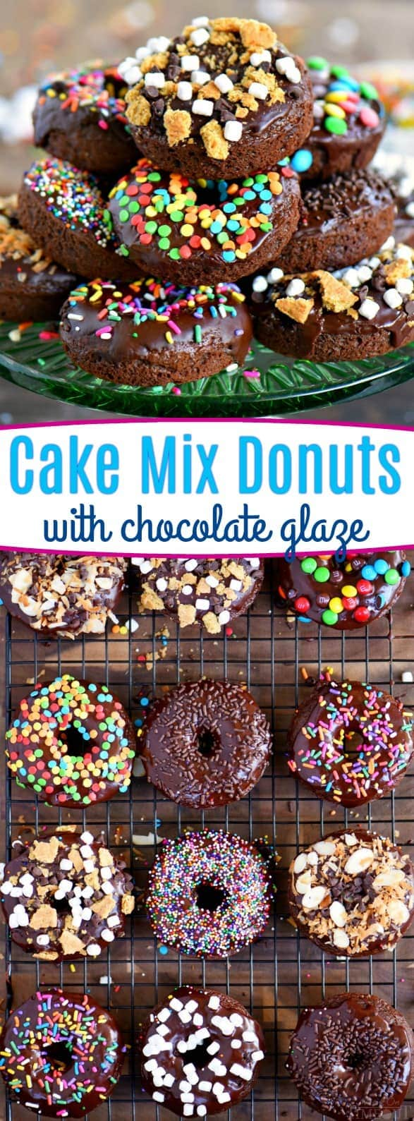 chocolate-donuts-with-chocolate-glaze