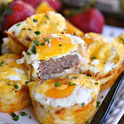 479396e4 Sausage and Egg Hash Brown Cups