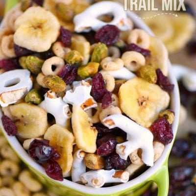 Breakfast Trail Mix