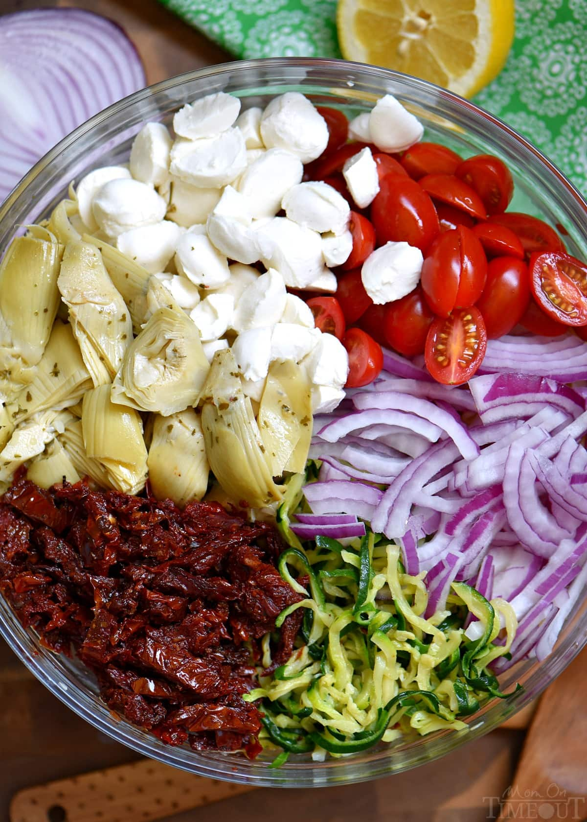 zucchini-pasta-salad-ingredients