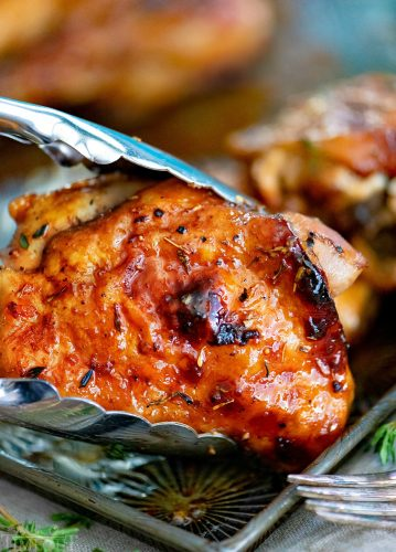 baked-honey-balsamic chicken-recipe