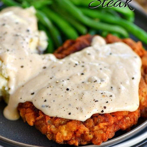 The Ultimate Chicken Fried Steak Recipe With Gravy Mom On Timeout
