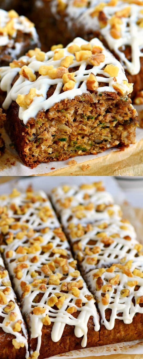 zucchini-spice-cake-collage