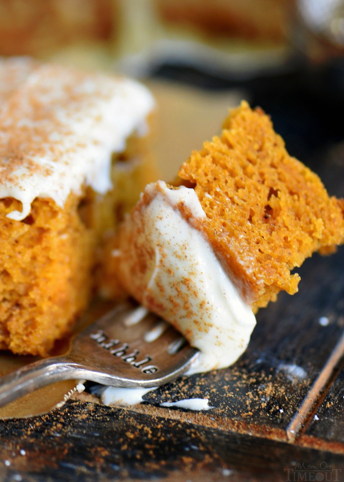 pumpkin-bars-fork-bite