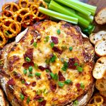 baked-bacon-cheese-dip-recipe-bread-bowl