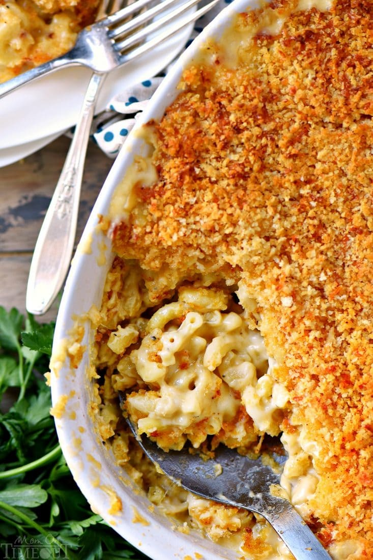Macaroni cheese | Beanstalk Single Mums