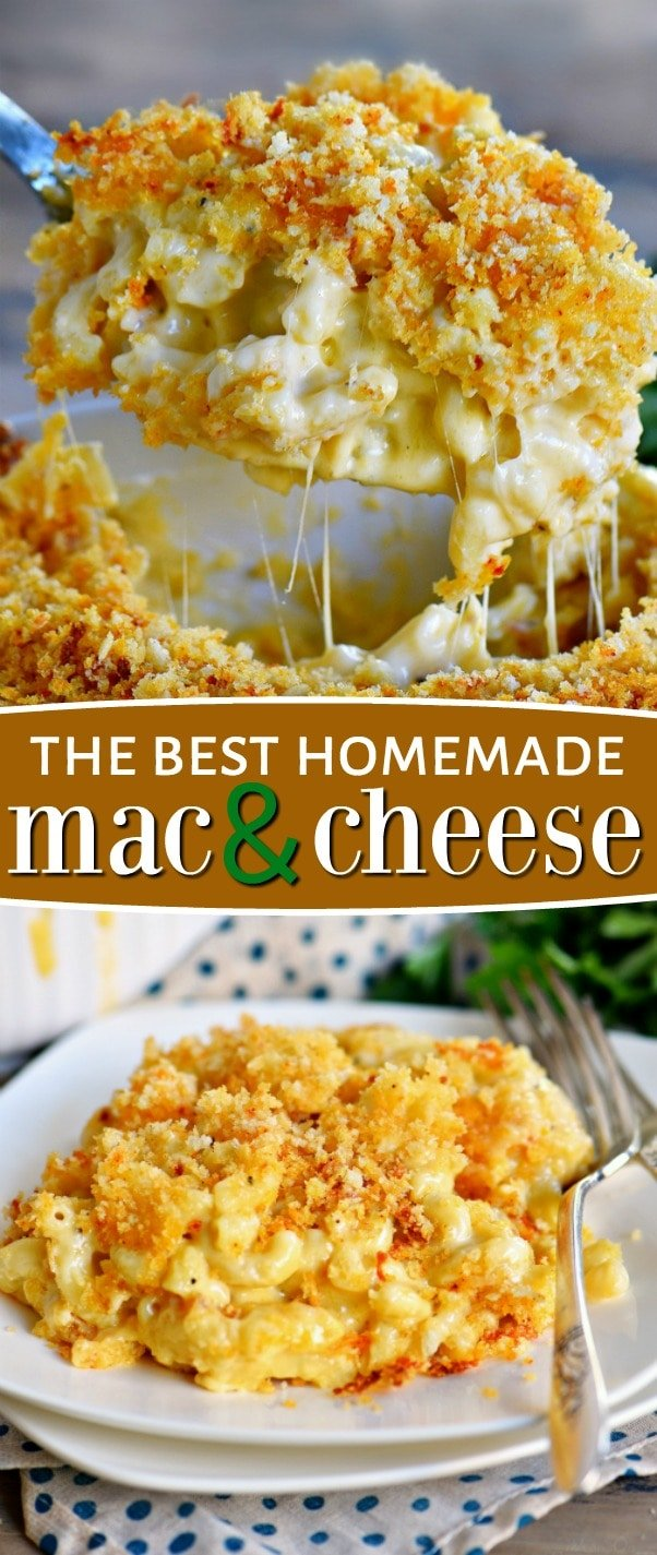 homemade-mac-and-cheese-recipe-collage