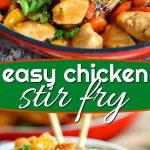 best-chicken-stir-fry-collage