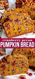 pumpkin-bread-cranberry-pecan-collage