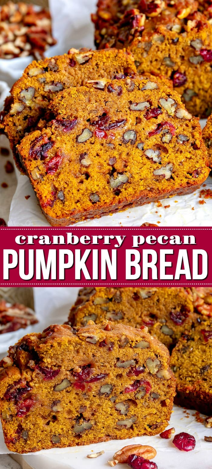 pumpkin-bread-cranberry-pecan-collage