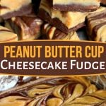 peanut-butter-cup-fudge-collage