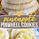 pineapple-pinwheel-cookies-collage