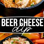 beer-cheese-dip-recipe-with-bacon-collage