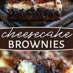 cheesecake-brownies-collage