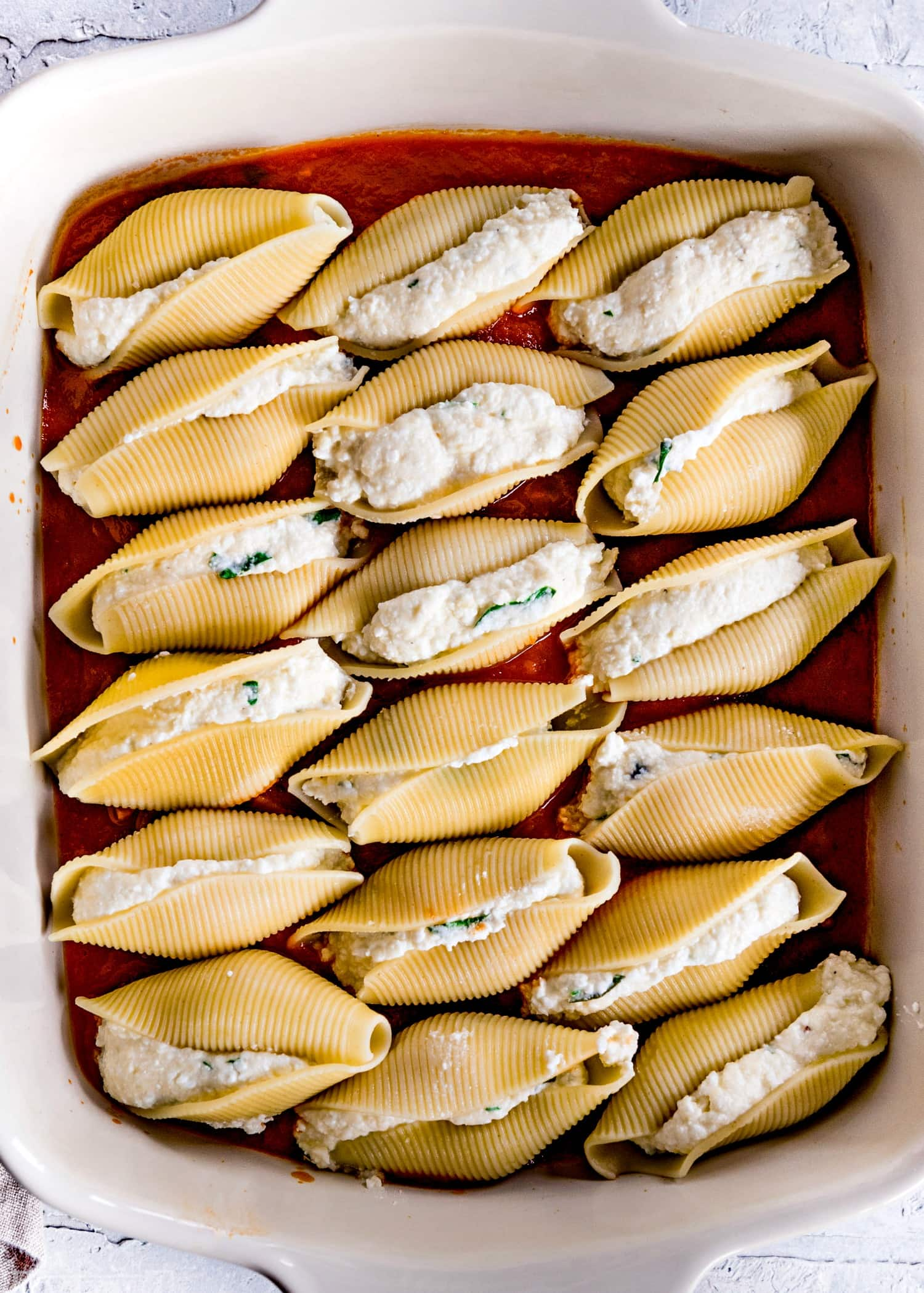 stuffed-shells-recipe-easy