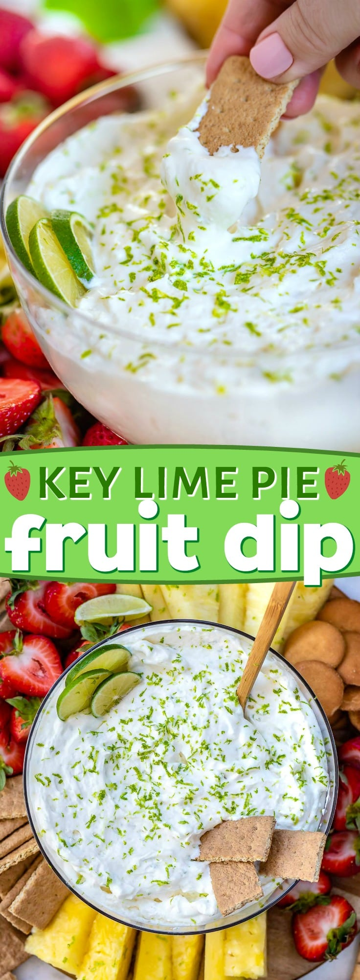 fruit-dip-key-lime-pie-collage