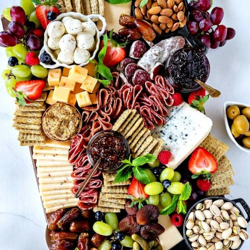 Best Ever Charcuterie Board Mom On Timeout