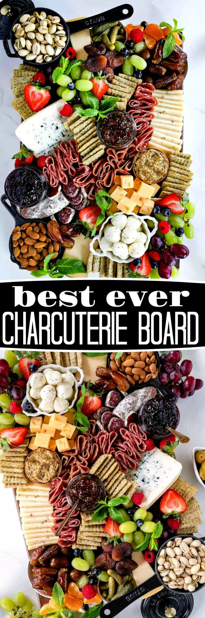 charcuterie-board-collage