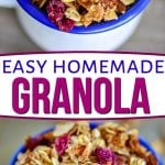 homemade-granola-recipe-collage