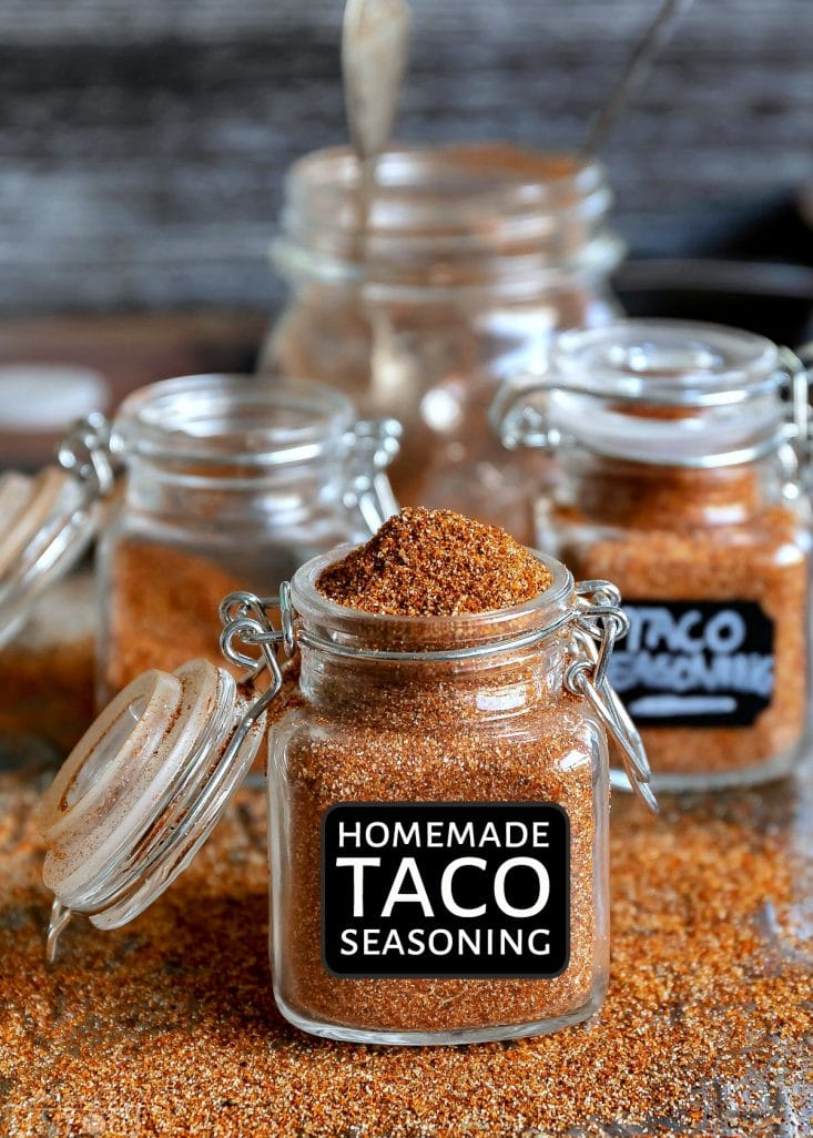 The Best Taco Seasoning Recipe Made Easy Mom On Timeout
