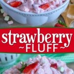 strawberry-fluff-collage