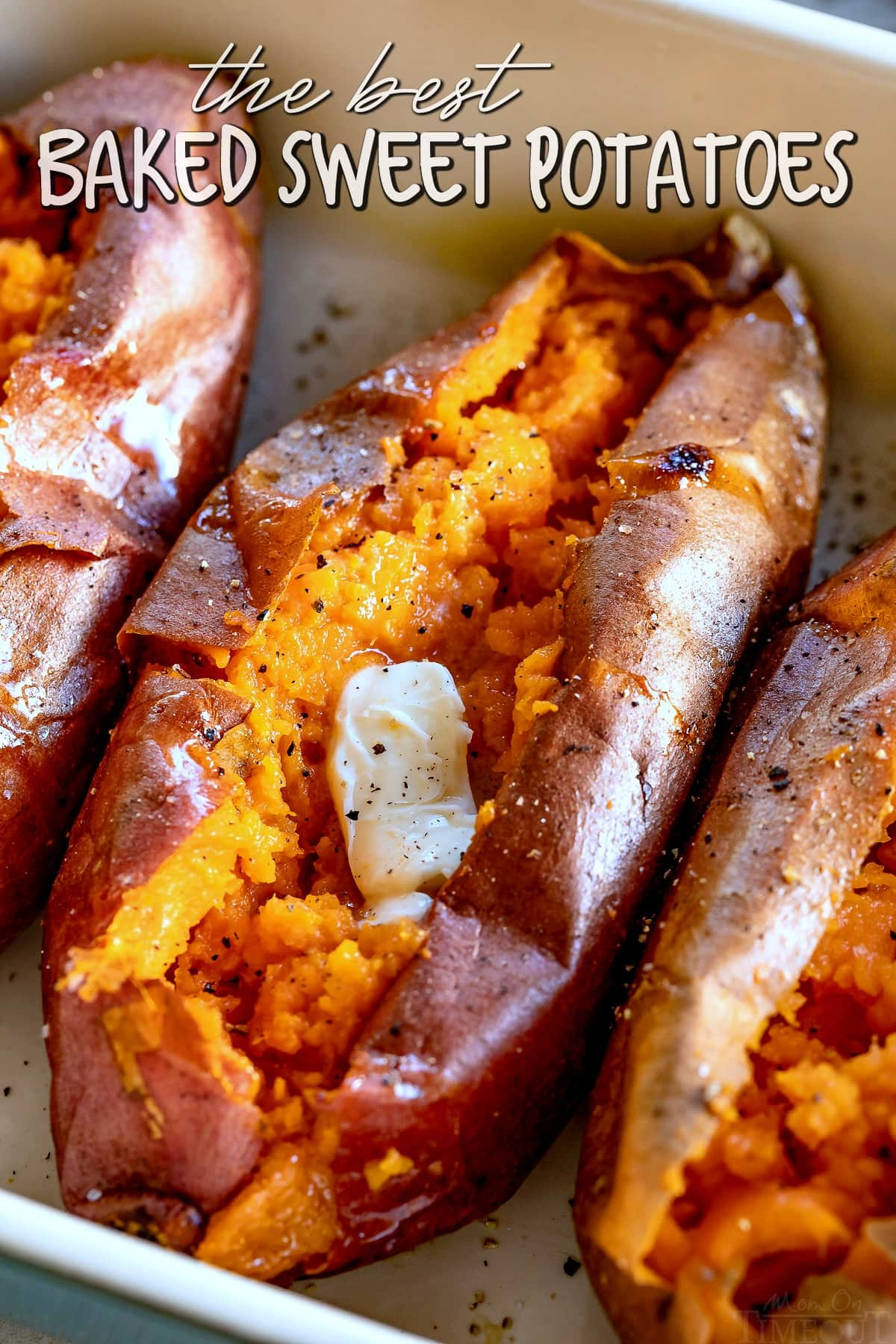 Baked Sweet Potato How To Bake Sweet Potatoes