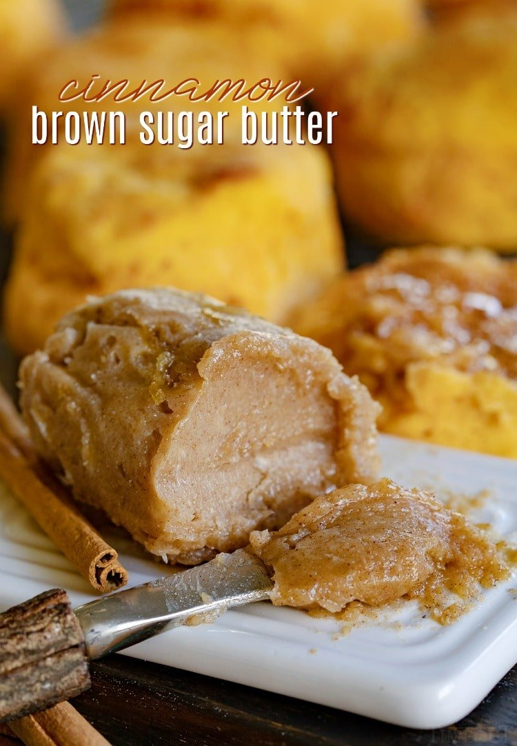 cinnamon brown sugar butter recipe