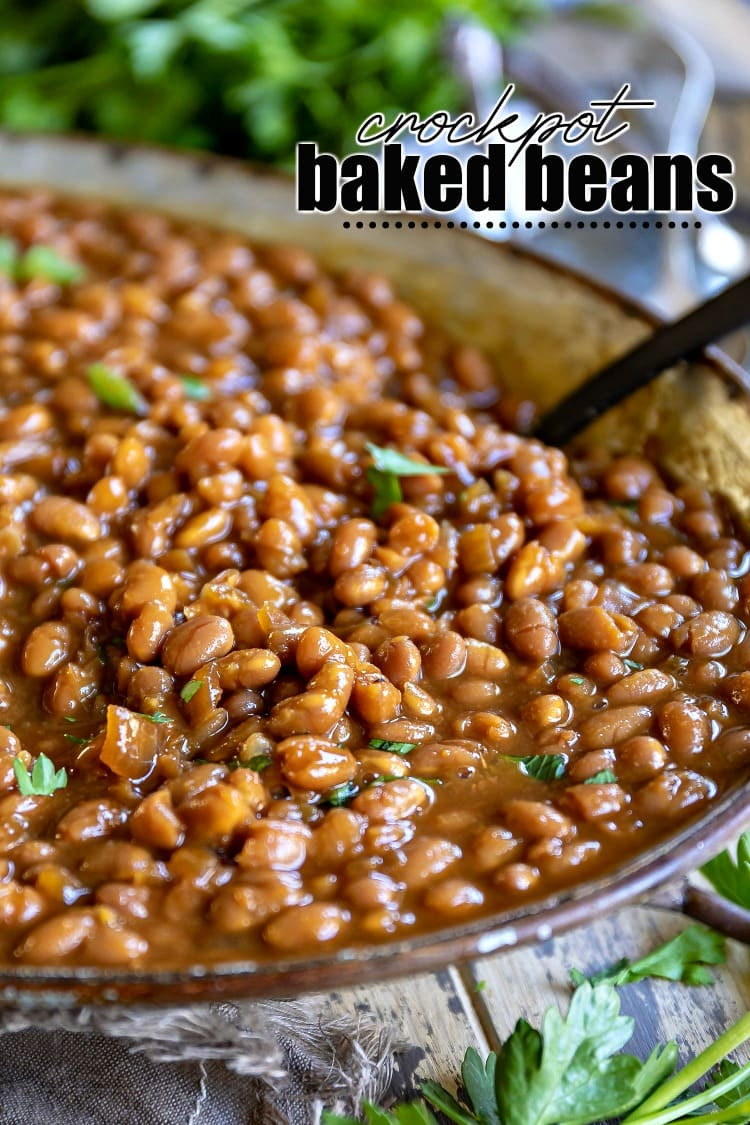 The Best Baked Beans Mom On Timeout