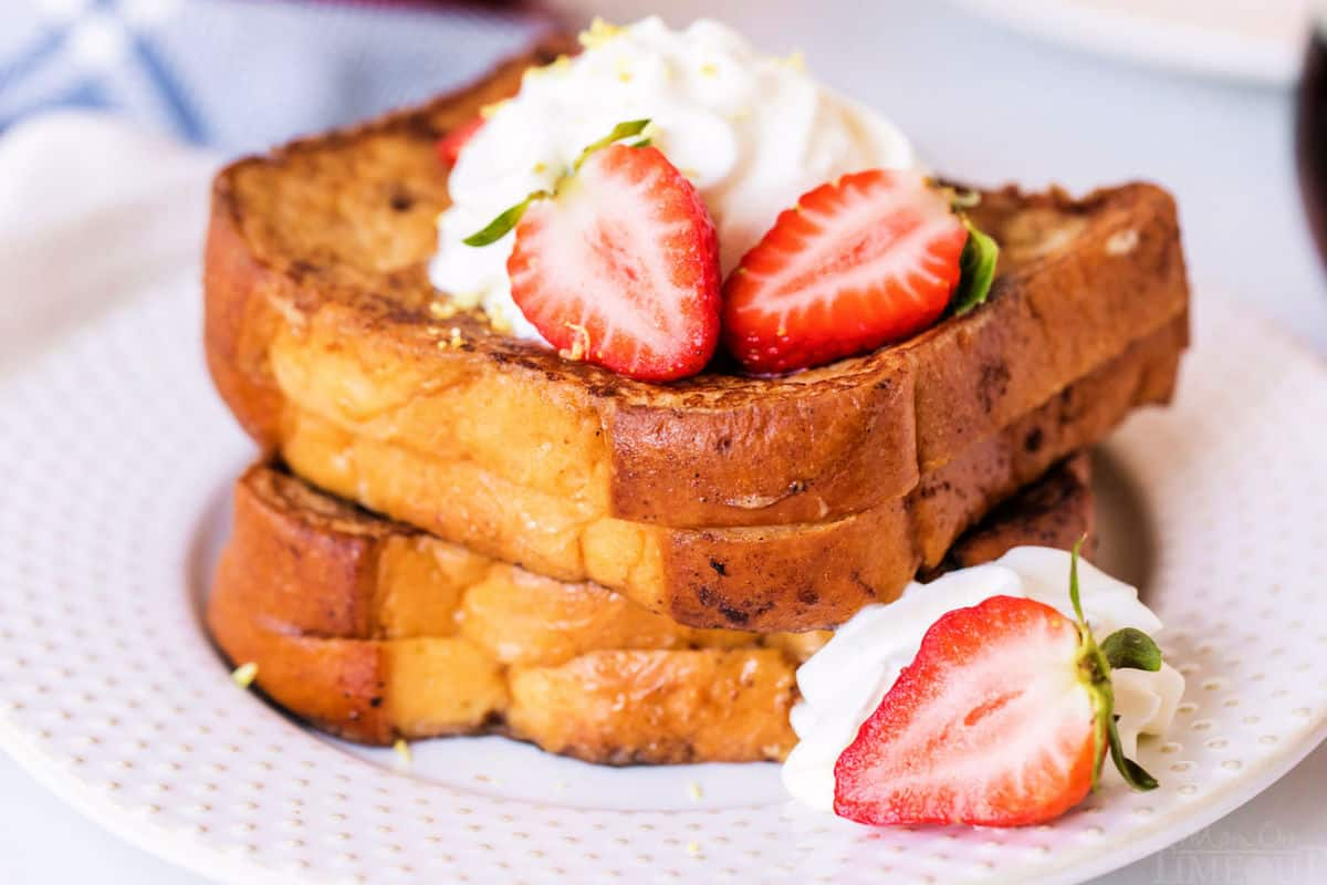 strawberry stuffed french toast recipe