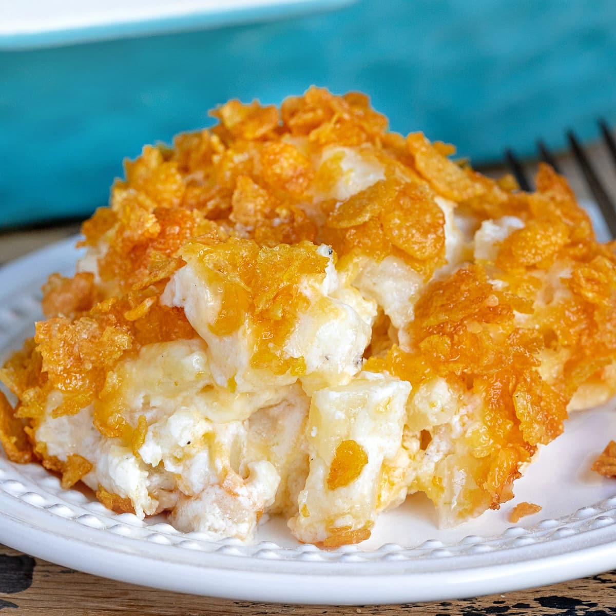 Cheesy Potatoes Funeral Potatoes Mom On Timeout